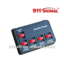 Police Lights Electrical Switchboxes Strobe Power Supply