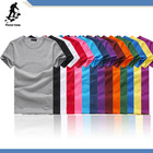 wholesale crew neck men's plain t-shirt