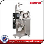 Automatic tablet and pill and pellet and capsule bags packing machine