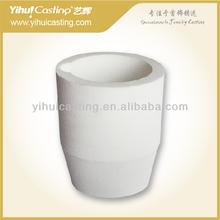 Ceramic Melting Crucibles for platinum, gold