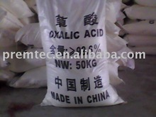 2012 hot Oxalic acid for leather