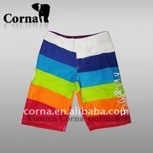 meer farbe männer shorts
