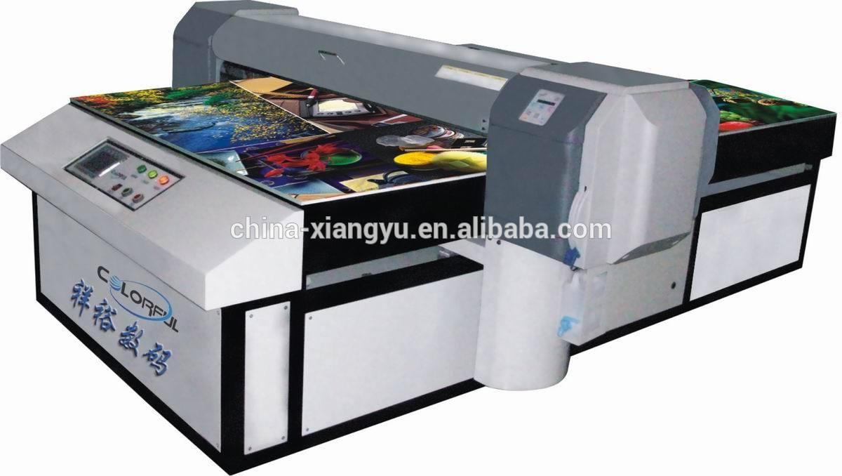 glassware printing machine