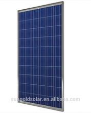 265watt Poly paneles solares