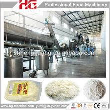 Automatic potato flake machine