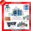 Double cylinders QT10-15 used concrete block making machine for sale