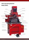 valve seat boring machine BV60S