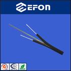 Ningbo EFON FTTH LSZH Jacket FRP 2 Core Drop Cable