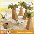 folha de palmeira de forma artesanal de papel caixas de presente