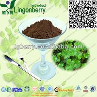natural high quality asiaticoside 10%-90% gotu kola extract