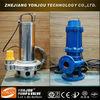 Vertical Electric Non-clogging Sewage, Centrifugal Submersible Pump, Electric Submersible Pump, Submersible Pump, WQ/QW Series