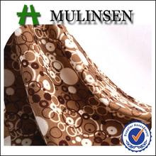 High Quality Knitting Textile Velvet, Stretch Printed Velvet Fabric