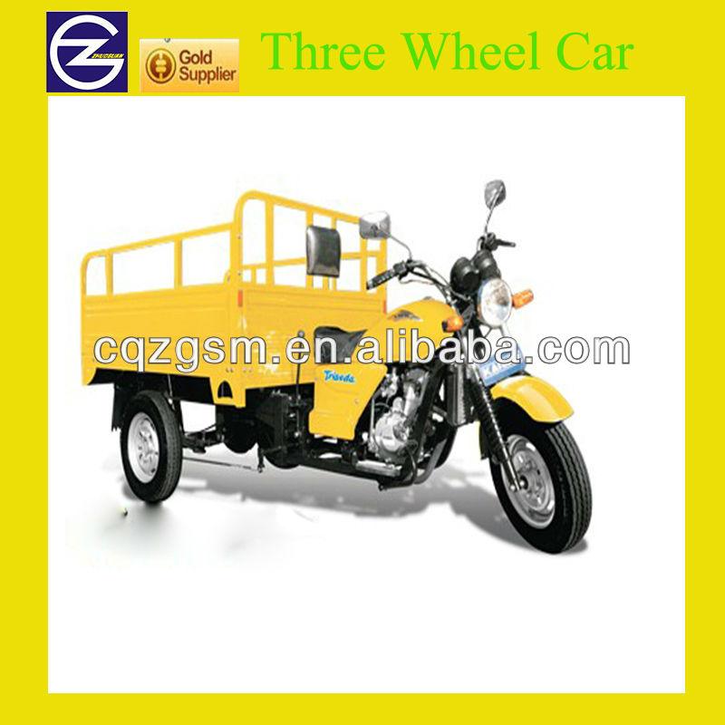 200CC Cargo Three Wheel Car