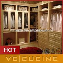 China hot sell bedroom wall wardrobe design