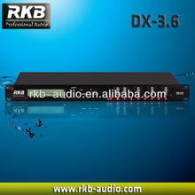 (DX-3.6) 3-in, 6-out Digital Audio Processor