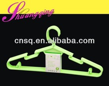 plastic clothes drying rack/hanger
