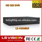 HD-SDI Best Quality 1080p full realtime 8 channel hd sdi dvr