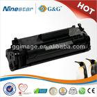 Hot!!! compatible toner cartridge for hp 12A 78A 85A 35A 36A