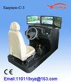 Easynew simulador de conducción de automóviles para de conducción en el alumno