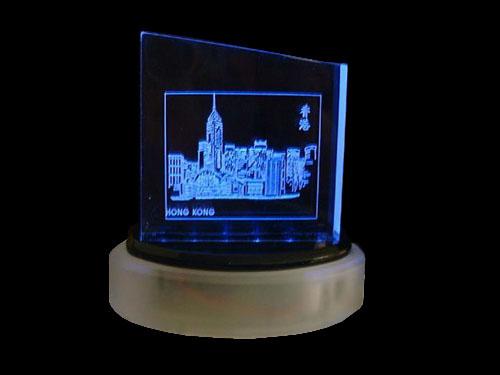 Acrylic Box With Led : Acrylic led light box sign display