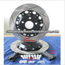 Modified brake disc/sport brake rotor/disco de freno racing/Brake Rotor-Arc+Holes Racing Brake Discs/sport brake disc