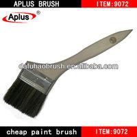 paint soft bristle brush elbow brush