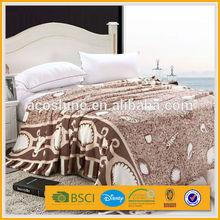 photo print bed sheet
