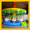 Used sports entertainment amusement equipment merry go round/Carousel merry go round rides with cheap price