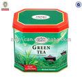 Lata de estaño para té ,venta por mayor