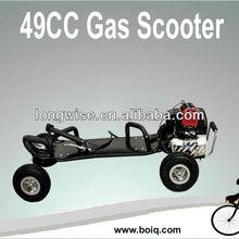49CC engine gas powered skateboard LWGS-100