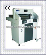 Professional Manufacturer Heavy duty high speed Program-control Programmble Hydraulic Paper Cutting Machine