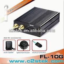 basic AVL gps gprs gsm based vehicle tracking device FL-10G