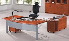custom computer desk / office secretary desk