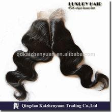 Factory price Brazilian virgin hair lace closure,130%density body wave cheap lace closure