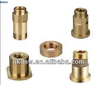 brass screw & nut for gate valve