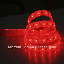 3528/5050 flexible IP65 waterproof 660nm led strip