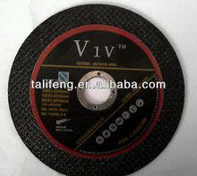 disco de corte metal /steel reinforced abrasive cutting disc 105mm