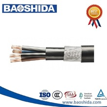 Low voltage multi-core power cable