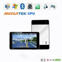 5 inch GPS Navigation system 128M,4GB ROM 480*272 Display