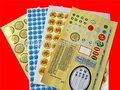 Barato auto-adesivo de impressão de etiquetas etiqueta
