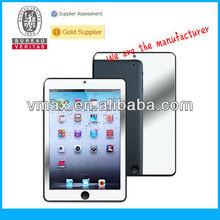 For iPad mini mirror screen protector oem/odm (Mirror)