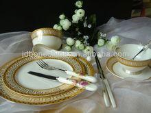 Russian style coffee tea espresso set cup & saucer fine bone china porcelain dinnerware sets
