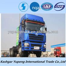 shacman nuevo f3000 6x4 rc acoplado del tractor de camiones para la venta