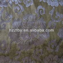 cushion fabric export velvet fabrics for curtains