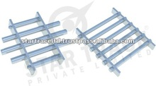magnetic grate round type