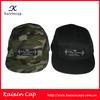 OEM Wholesale Custom Blank 5 Panel Hat Design You Own 5 Panel Camp Cap Print Patterns