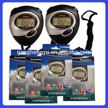 Famous & hotsale electronic smart sport watch , cheap pocket stopwatch