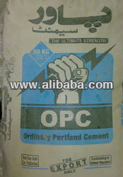 Sulphate Resistant Cement