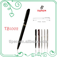 Promotional plastic ball pen TB1002