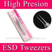 tweezers for eyelash extension (5_SA)/eyelash extension